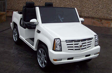Order Your Escalade Golf Cart