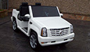 2007 Cadillac Escalade Golf Cart
