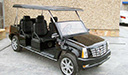 Escalade Limo Golf Cart 1