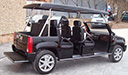 Escalade Limo Golf Cart 2