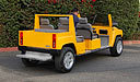 H3 Hummer Limo Golf Cart 4