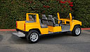 H3 Hummer Limo Golf Cart 3