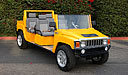 H3 Hummer Limo Golf Cart 2