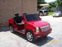 Escalade Golf Cart 7