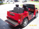 Escalade Golf Cart 10